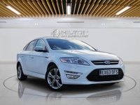 USED 2013 63 FORD MONDEO 2.0 TITANIUM X BUSINESS EDITION TDCI 5d AUTO 161 BHP **FREE RAC 6 MONTHS WARRANTY INC** ***RAC 82 POINT INSPECTED**
