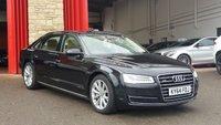 2014 AUDI A8 3.0 L TDI QUATTRO SE EXECUTIVE 4d AUTO 254 BHP £17984.00
