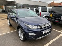 2015 LAND ROVER DISCOVERY SPORT 2.0 TD4 HSE LUXURY 5d 180 BHP £21995.00