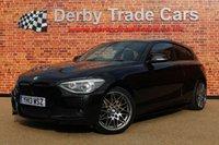 USED 2013 13 BMW 1 SERIES 1.6 116I M SPORT 3d 135 BHP