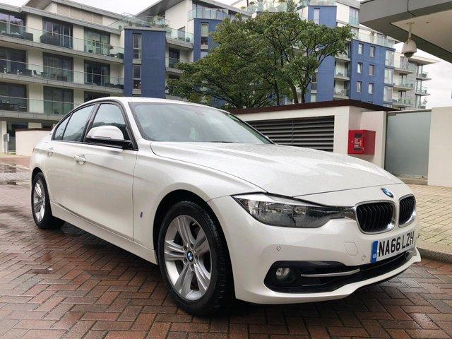 2016 66 BMW 3 SERIES 2.0 330E SPORT 4d AUTO 181 BHP