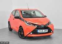 USED 2015 15 TOYOTA AYGO 1.0 VVT-I X-CITE 5d 69 BHP Call us for Finance