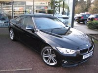 USED 2014 14 BMW 4 SERIES 2.0 420D SPORT 2d 181 BHP - M SPORT SPEC