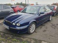 USED 2003 03 JAGUAR X-TYPE 2.5 V6 SE 4d AUTO 195 BHP 4x4 LOW MILES