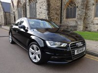 USED 2014 14 AUDI A3 2.0 TDI SPORT 4d 148 BHP ++ EXCELLENT CONDITION THROUGHOUT ++