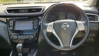 USED 2016 65 NISSAN QASHQAI 1.6 DCI N-TEC PLUS XTRONIC 5d AUTO 128 BHP