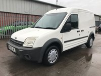 USED 2005 55 FORD TRANSIT CONNECT T230 90PS LWB H/R TDCI L.X **NO VAT**