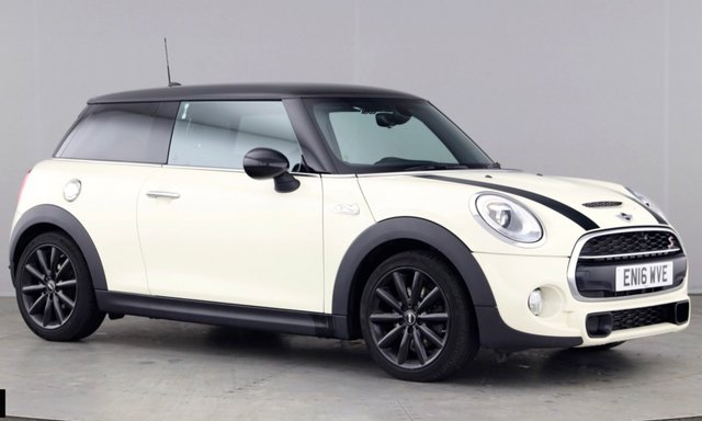 2016 16 MINI HATCH COOPER 2.0 COOPER SD 3d 168 BHP [ PRO MEDIA XL ]