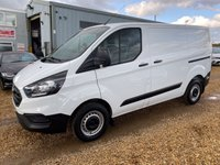 2019 FORD TRANSIT CUSTOM 2.0 300 BASE P/V L1 H1 104 BHP £12400.00