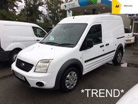 2012 FORD TRANSIT CONNECT LWB 1.8 T230 TREND HR 89 BHP *H/F/SCREEN* £3995.00