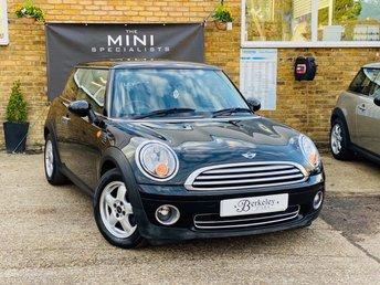 2010 MINI HATCH ONE 1.4 ONE 3d 94 BHP £3990.00