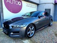 2017 JAGUAR XE 2.0 R-SPORT 4d AUTO 178 BHP £17500.00