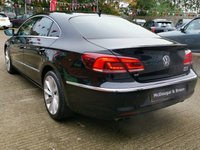 USED 2016 16 VOLKSWAGEN CC 2.0 GT TDI BLUEMOTION TECHNOLOGY 4d 148 BHP ONE OWNER FULL HISTORY £30 A YEAR ROAD TAX