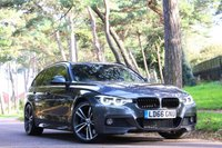 USED 2016 66 BMW 3 SERIES 3.0 330D M SPORT TOURING 5d AUTO 255 BHP
