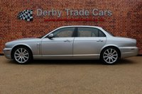 USED 2009 09 JAGUAR XJ 2.7 V6 EXECUTIVE LWB 4d AUTO 204 BHP