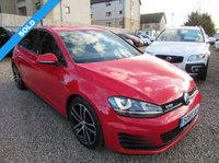 2016 VOLKSWAGEN GOLF 2.0 GTD 5d 181 BHP SOLD