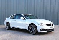 2014 BMW 4 SERIES 2.0 420D XDRIVE SPORT 2d 181 BHP £11895.00