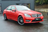 2011 MERCEDES-BENZ C CLASS 2.1 C220 CDI BLUEEFFICIENCY SPORT 4d AUTO 168 BHP £10495.00