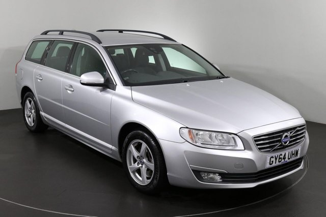 2014 64 VOLVO V70 2.0 D3 BUSINESS EDITION 5d AUTO 136 BHP