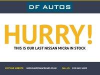 USED 2008 58 NISSAN MICRA 1.2 25 5d 78 BHP