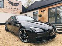 USED 2016 66 BMW 6 SERIES 3.0 640D M SPORT 2d 309 BHP