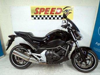 2012 HONDA NC 700 SA-C NC 700 SA-C £2995.00