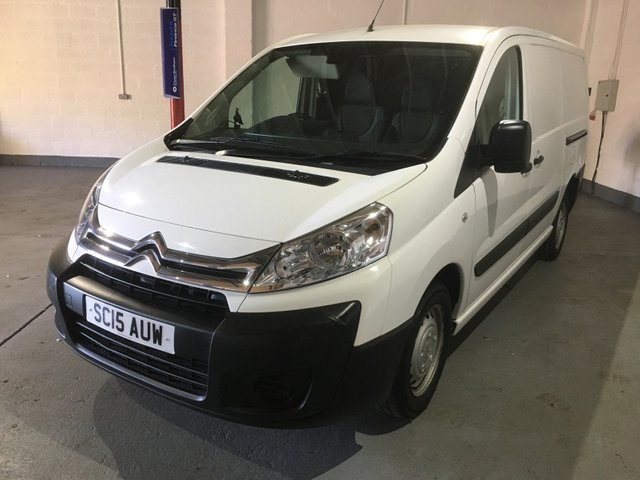 2015 15 CITROEN DISPATCH 2.0L 1200 L2H1 ENTERPRISE HDI 0d 126 BHP