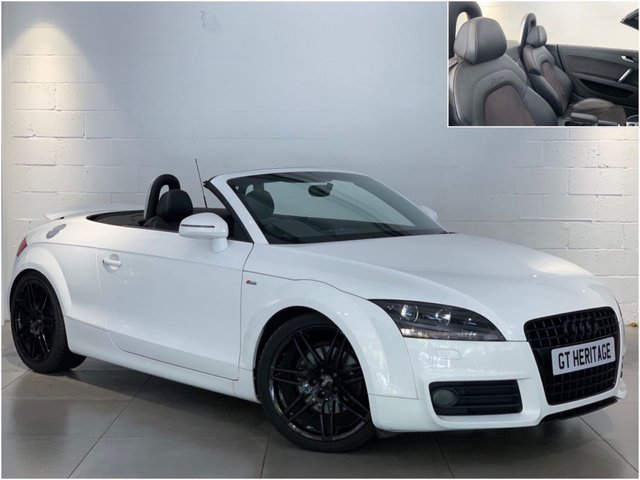 2010 10 AUDI TT 2.0 TFSI S LINE SPECIAL EDITION [BOSE][AUTO][200 BHP]