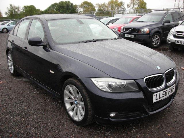 2009 58 BMW 3 SERIES 2.0 318D SE 4d 141 BHP