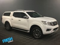 USED 2018 18 NISSAN NAVARA 2.3 DCI TEKNA 4X4 SHR DCB AUTO  * 0% Deposit Finance Available