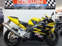 USED 2002 02 HONDA CBR900RR FIREBLADE RR-2 954cc  RARE 954 FIREBLADE!!!!