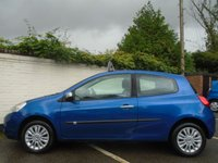 USED 2010 60 RENAULT CLIO 1.1 I-MUSIC 16V 3d 75 BHP GUARANTEED TO BEAT ANY 'WE BUY ANY CAR' VALUATION ON YOUR PART EXCHANGE