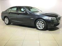 USED 2012 62 BMW 5 SERIES 2.0 520D SE 4d 181 BHP SAT NAV | ALLOYS | CLIMATE |
