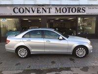 2007 MERCEDES-BENZ C CLASS 2.1 C220 CDI ELEGANCE 4d AUTO 168 BHP £3620.00