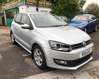 USED 2011 11 VOLKSWAGEN POLO 1.2 MODA A/C 5d 70 BHP