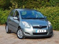 2009 TOYOTA YARIS 1.3 TR VVT-I MM 5d AUTO 99 BHP £4170.00