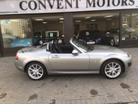2011 MAZDA MX-5 2.0 I ROADSTER SPORT TECH 2d 158 BHP £8990.00
