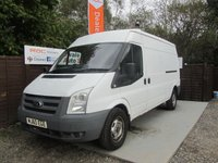 USED 2010 60 FORD TRANSIT 2.4 350 SHR 140 BHP SEE FINANCE LINK FOR DETAILS