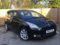 USED 2013 13 PEUGEOT 5008 1.6 HDI ALLURE 5d 115 BHP Great Service History