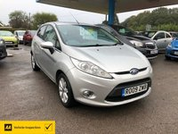 USED 2009 09 FORD FIESTA 1.4 ZETEC 16V 5d 96 BHP NEED FINANCE? WE CAN HELP!
