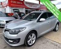 USED 2015 15 RENAULT MEGANE 1.5 DYNAMIQUE TOMTOM ENERGY DCI ESTATE
