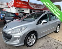 2010 PEUGEOT 308 1.6 SW SPORT HDI *ESTATE* ONLY 52,000 MILES* £3495.00