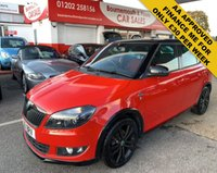 2011 SKODA FABIA 1.2 MONTE CARLO TSI 5d 86 BHP *ONLY 42,000 MILES* £4995.00
