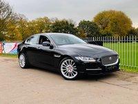 USED 2017 17 JAGUAR XE 2.0 PORTFOLIO 4d 178 BHP Full Jaguar History! Pan Roof! Meridian, Rev Cam, Heated Steering!