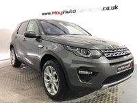2017 LAND ROVER DISCOVERY SPORT 2.0 TD4 HSE 5d AUTO 180 BHP £23495.00