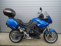 USED 2008 08 TRIUMPH TIGER 1050 TIGER 1050 ABS