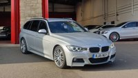2015 BMW 3 SERIES 2.0 328I M SPORT TOURING 5d AUTO 242 BHP £16984.00
