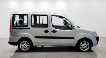 2009 FIAT DOBLO 1.4 8V DYNAMIC H/R 5d 77 BHP £3995.00