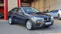 2014 BMW X4 2.0 XDRIVE20D SE 4d AUTO 188 BHP £16984.00