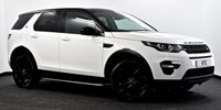 USED 2016 66 LAND ROVER DISCOVERY SPORT 2.0 TD4 HSE Black Auto 4WD (s/s) 5dr 7 Seat Pan Roof, Black Pack, Sat Nav